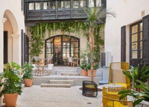 Auga de Parada en la reforma de un hotel de lujo en Mallorca