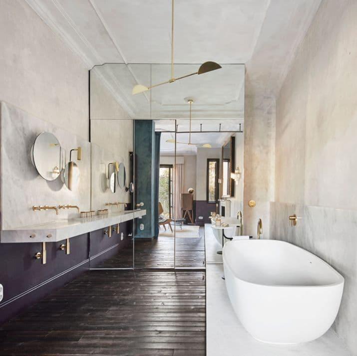 Diseno de interiores para hoteles de lujo con Boffi Studio