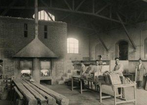 Historia de la cerámica italiana