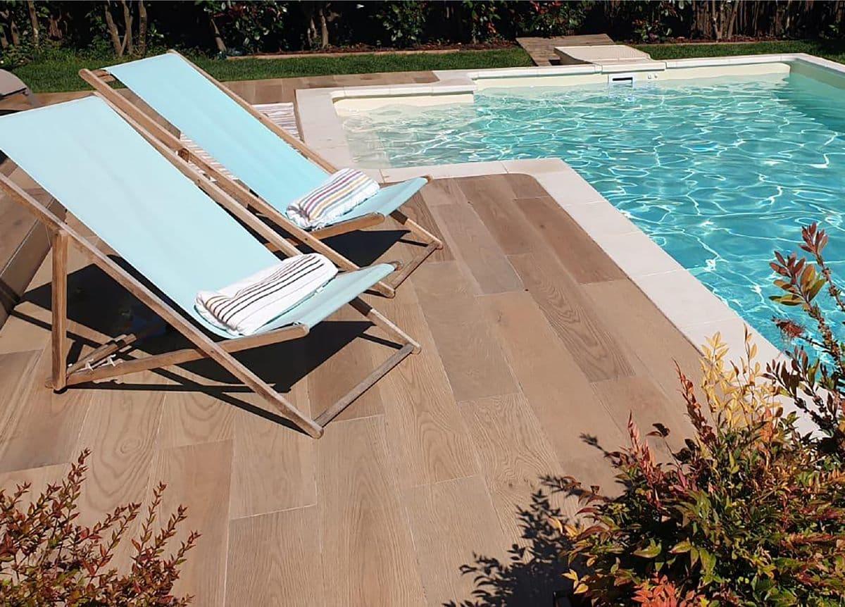 Revestimientos para piscina A Coruña Living Ceramics