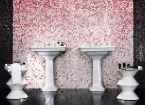 Combinaciones de azulejos para baños