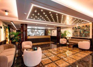 Bienvenidos al Hotel Doble Tree Hilton