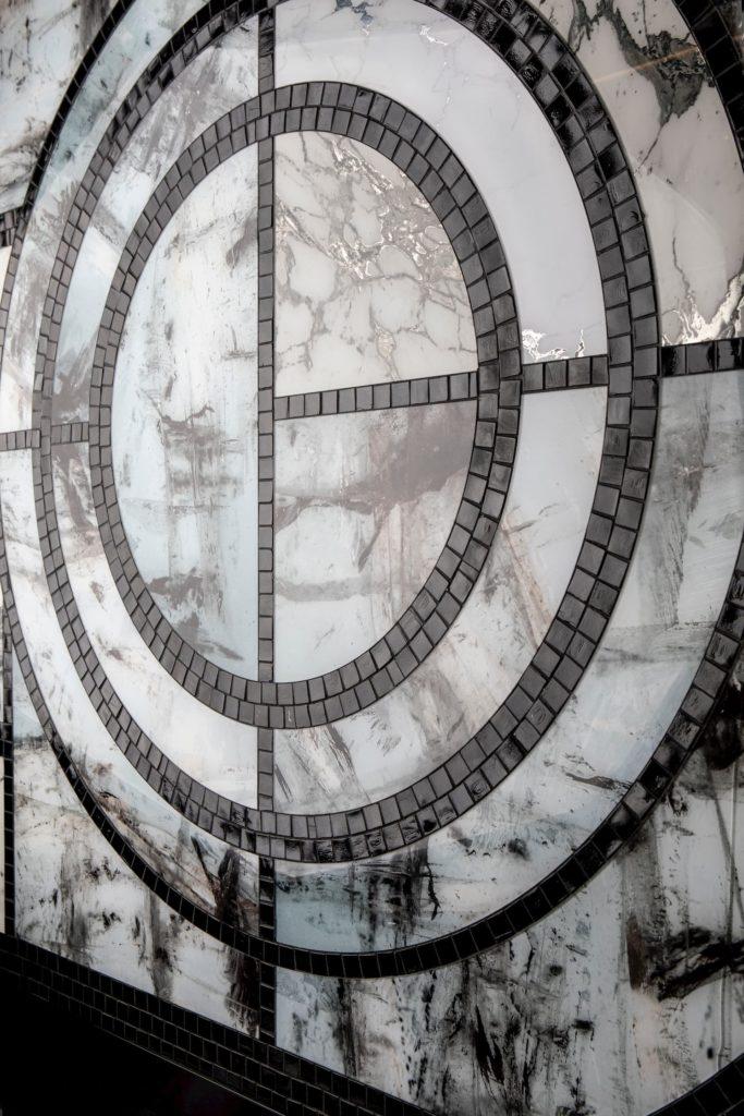 mosaicos hotel hilton a coruña