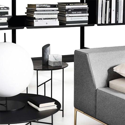 Muebles DePadova en Boffi Studio, Coruña