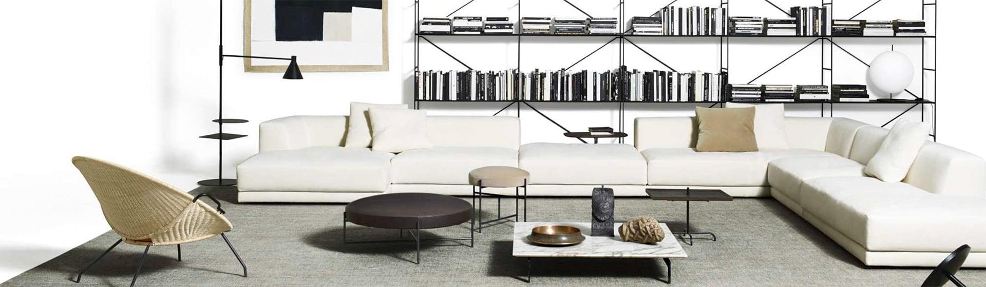 Tienda muebles de diseño DePadova
